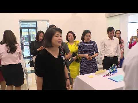 Khai trương phòng tiêm chủng dịch vụ tại quận Hoàn Kiếm