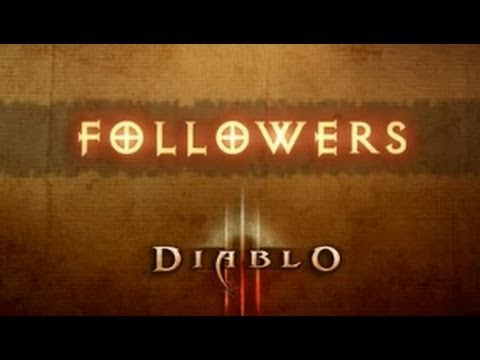 Diablo 3: Official Followers Trailer
