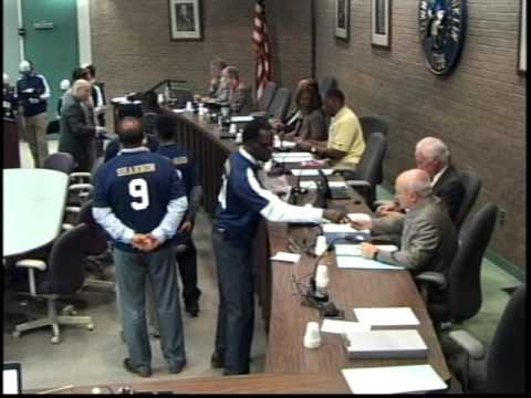 Franklin Township NJ (Somerset County) September 29, 2015 Township Council Meeting