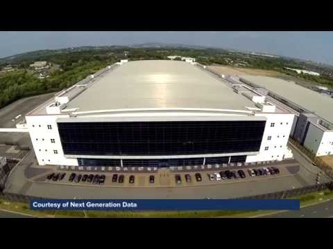 Next Generation Data - South Wales - Europe's largest Data centre