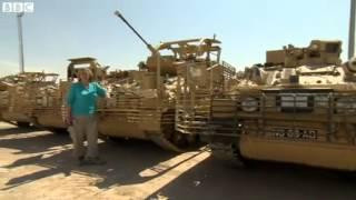 Afghanistan  UK Troops Packing Up Camp Bastion