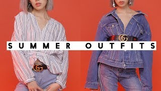 Instagram: https://www.instagram.com/iamkareno/Hey guys, I'm back with another Summer OOTW lookbook for 2017! Let me know what was your favorite look in the comments below :) xx,Karen----Song: https://soundcloud.com/edwickjohn/mujerFTC: Not sponsored, duh.