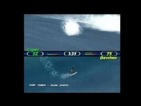 championship pro surfer dreamcast