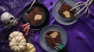 Peek-A-Boo Pound Cake by Tasty