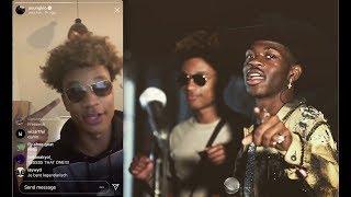 Young Kio Plays Crazy Beats & Talks Meeting Lil Nas X 🔥