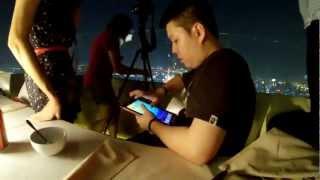 Bangkok Baiyoke Sky Restaurant Bangkok 82th Floor Skyview