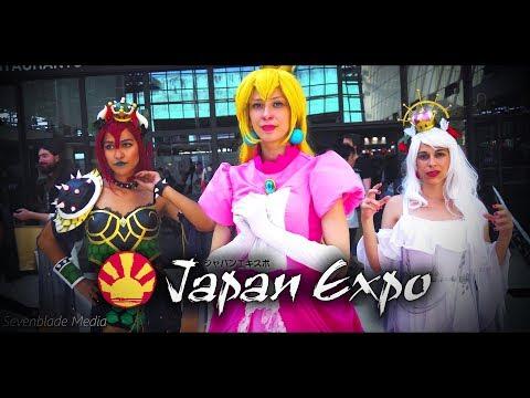 Japan Expo 2019 Paris Cosplay Music Video