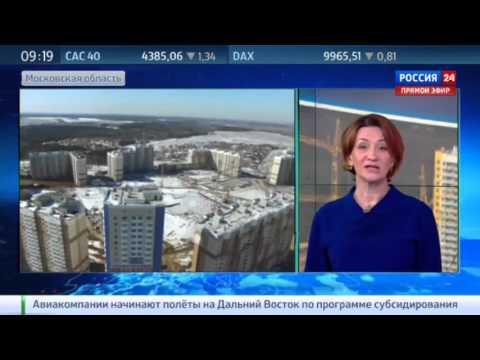 Мертвый город  в Подмосковье. Здесь даже бомжи не живут (видео)