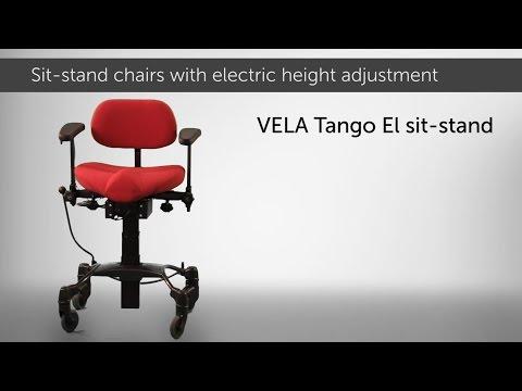 VELA Tango chairs | VELA Tango El Sit-stand