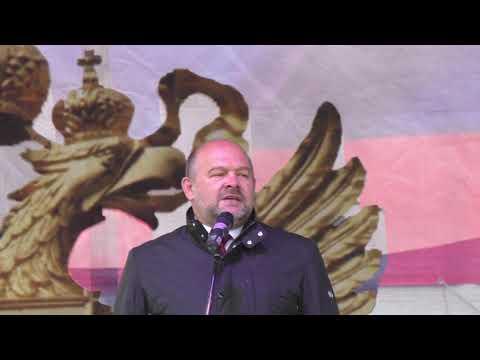 Губернатора Орлова освистали в Архангельске