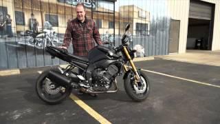10. 2011 Yamaha FZ8