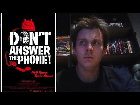 Rant- Don't Answer the Phone! (1980) Slasher Movie Review