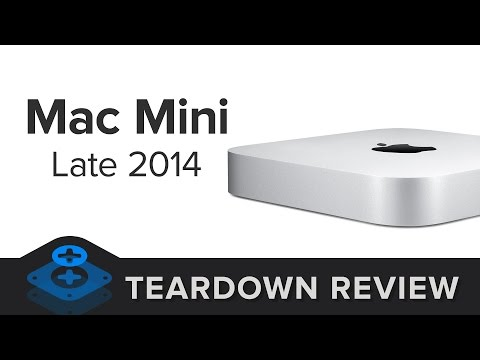 mac - It's been a long time since the Mac Mini got an update, but at Apple's event last week they announced we'd finally be seeing a new one. The mac mini has always been an iFixit favorite....