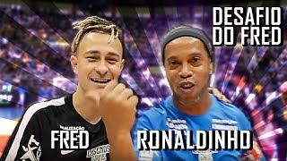 Desafio Aleatório com Ronaldinho Gaúcho