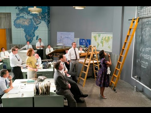 Hidden Figures (Clip 'Give or Take')