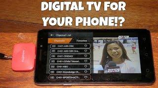 Video DTV Dongle from MyPhone MP3, 3GP, MP4, WEBM, AVI, FLV November 2018
