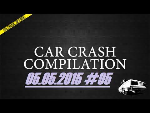 Car crash compilation #95 | Подборка аварий 05.05.2015