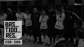 Confira o que rolou nos bastidores do Timão antes da partida contra o Santos, pela final do Brasileirão Feminino 2017.