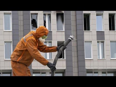 Ρωσία: Πέντε νεκροί από πυρκαγιά σε νοσοκομείο Covid-19