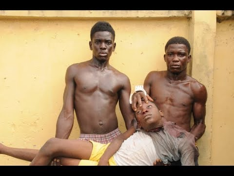 BUSTED: TWO BROTHERS ARRESTED WITH FRESH HUMAN HEAD IN LAGOS