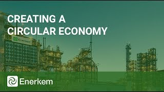 Enerkem is building the circular economy.