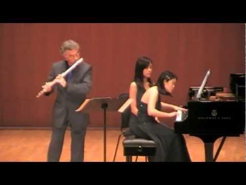 Adorjan - Andras Adorjan Flute Recital in Hong Kong, May 2010 Jacqueline Leung, piano.