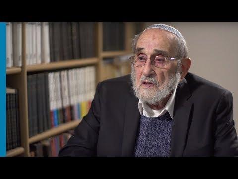 Holocaust Survivor Testimony: Yisaschar Dov Goldstein