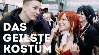 Video Das geilste Kostüm mit viel Pöbeln - Manga Comic Con Leipzig 2016 MP3, 3GP, MP4, WEBM, AVI, FLV Agustus 2018