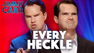 Video Every Single HECKLE! | Jimmy Carr MP3, 3GP, MP4, WEBM, AVI, FLV Agustus 2019