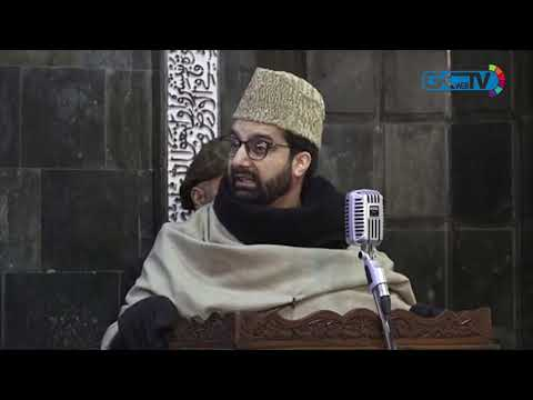 People deprived of basic amenities in biting cold, CASOs collective punishment: Mirwaiz