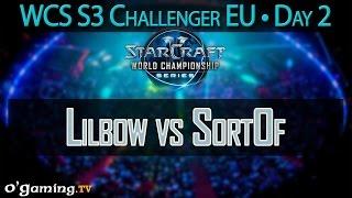 Lilbow vs SortOf - WCS 2015 Season 3 - EU Challenger - Day 2