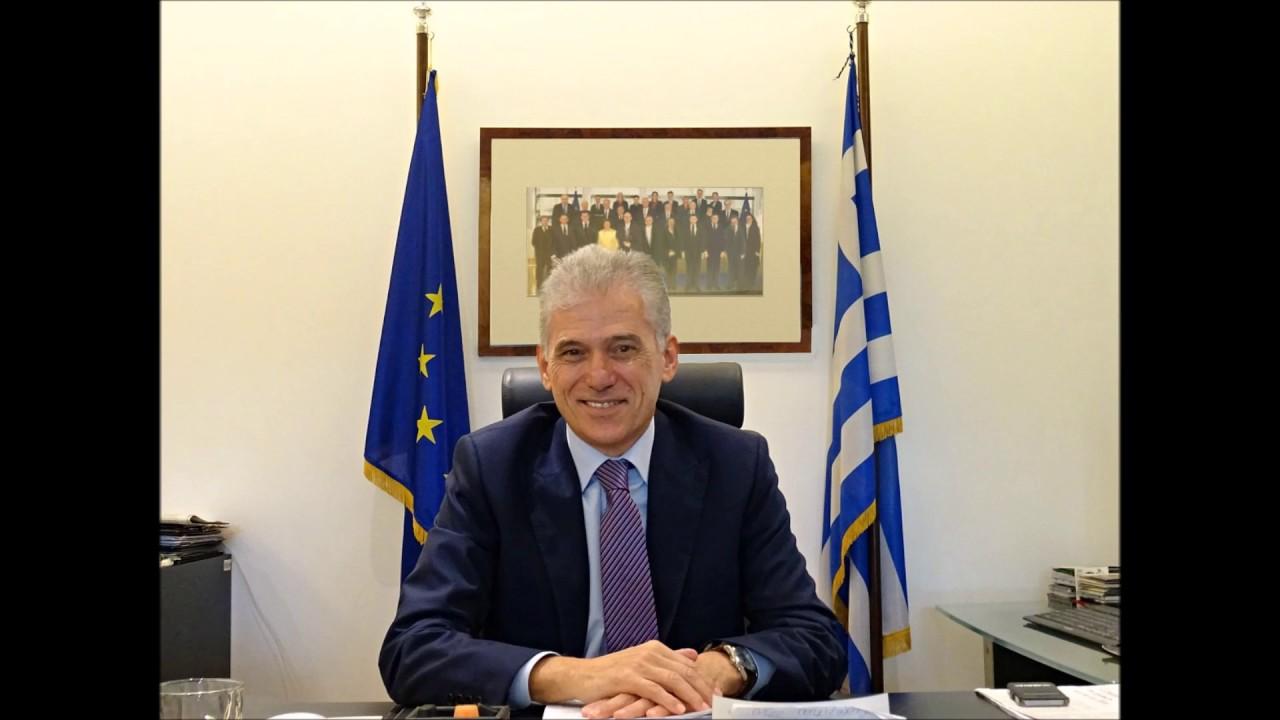Ο Επικεφαλής της Ευρωπαϊκής Επιτροπής στην Ελλάδα κ. Πάνος Καρβούνης στον ΑΘΗΝΑ 9.84 (9/12/2016)