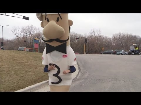 Guido the Brewers' Italian Sausage is back home, safe and sound