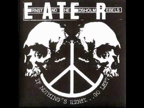 E.A.T.E.R. - Point of No Return (hardcore punk Sweden)