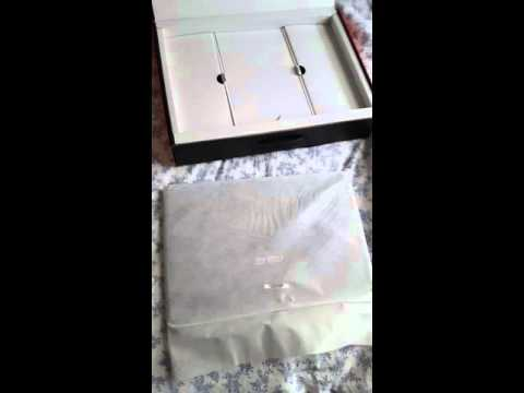 , title : 'Asus ROG G501VW Unboxing'