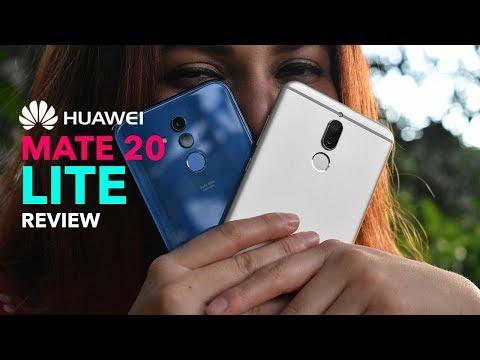 Huawei Mate 20 Lite - Review ***Latinoamérica***