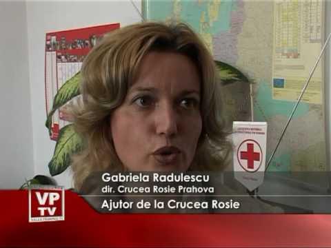 Ajutor de la Crucea Rosie