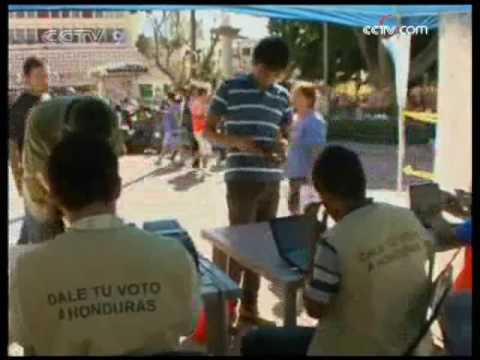 Insight: Who will lead Honduras - CCTV 091129