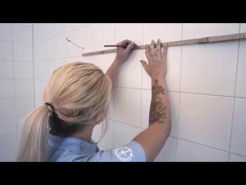 [TRANSLATE TO DANISH] Instruktionsfilm om montering av Artic badrumsmöbler