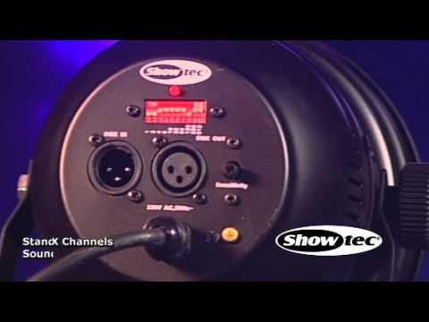Showtec LED Par 56 Eco Set ordercode 30271