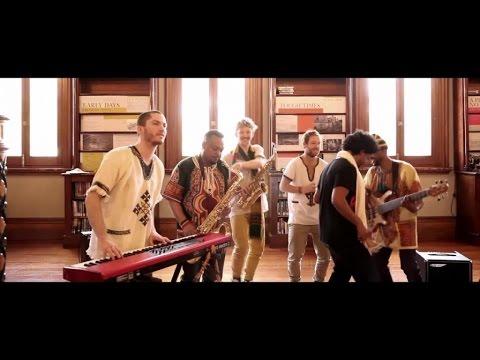 Nhatty Man & The Lalibelas - Andneger አይከፋ ገፅሽ [New Ethiopian Music 2015] on KEFET.COM
