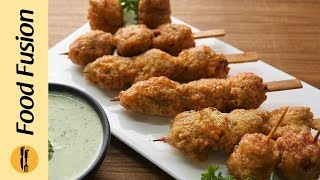 Chicken sticks Recipe By Food Fusion
