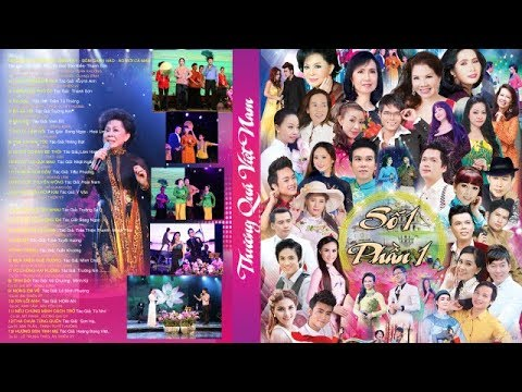 Chương trình ca nhạc Thương Quá Việt Nam Số 1 Phần 1 - Nhiều Ca Sỹ