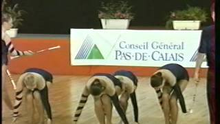 Cran-Gevrier France  city photos : France 2001 - Equipe Nationale - 2eme - Cran Gevrier