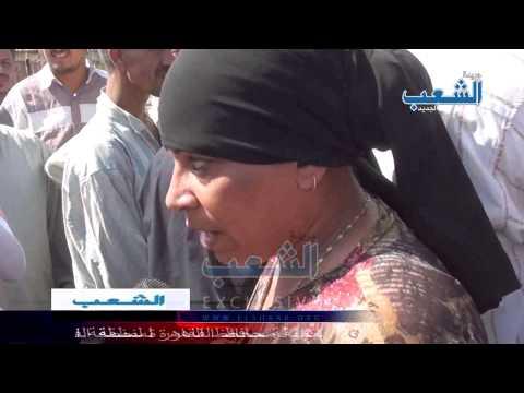 """سيدة تخرس محافظ القاهرة وتجعله سخرية للمارة أثناء جولته بـ """"الفواخير"""""""