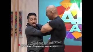 Video Deddy Corbuzier Marah Lalu Mencekik Azka Saat Live! MP3, 3GP, MP4, WEBM, AVI, FLV Februari 2018