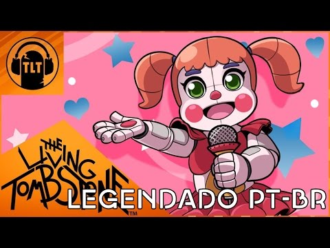 Video [FNAF SL SONG] I CAN'T FIX YOU [LEGENDADO PT-BR] BY THE LIVING TOMBSTONE download in MP3, 3GP, MP4, WEBM, AVI, FLV January 2017
