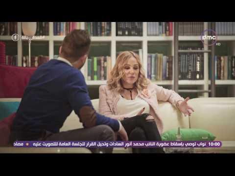 تعرف على رأي شيرين رضا في ممارسة المرأة للمهن الشاقة