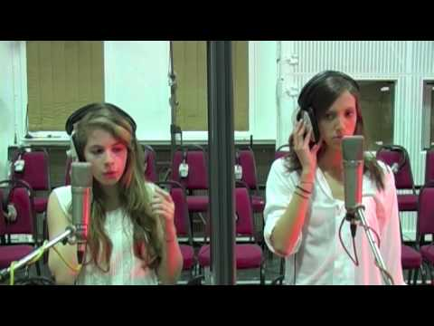 Choir - We wanted to cover Crystal Castles because we liked the idea of replacing their synths and percussion using only our voices and hands. Recorded at Abbey Road...