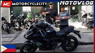 3. My New Bike - 2019 Ninja 650 abs - Motovlog